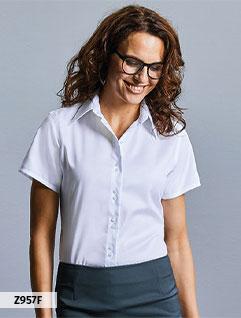 Shirts & Blouses (Twill)